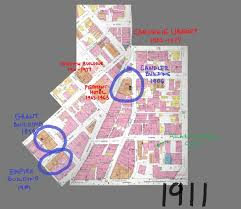 Map Of Downtown New Orleans by Old Maps Reveal Compelling History Around Woodruff Park Curbed