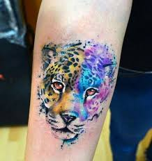 Leopard Print Flower Tattoos - the 25 best cheetah tattoo ideas on pinterest tiger eyes tattoo