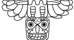 coloring pages charming totem pole coloring pages kids free