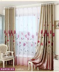 Window Curtain Decor 2017 New Window Curtains Rustic For Living Room Bedroom Blackout
