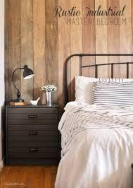 bedrooms extraordinary cool rustic industrial master bedroom