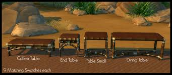Tiki Outdoor Furniture by Mod The Sims Ts2 To Ts4 Tiki Outdoor Set U0026 Add Ons