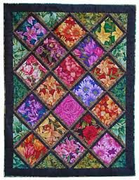 tuesday garden club quilt pattern from