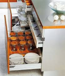 kitchen cabinet interior design cool modern kitchen drawers and practical organization in the