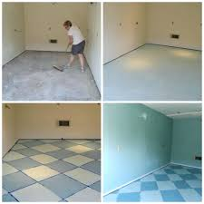 diy painted bathroom tile floor gallerycan you paint your can