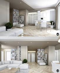 Interiors For The Home by 23 Open Concept Apartment Interiors For Inspiration Ceilings