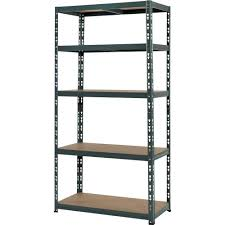 heavy duty shelving w x h x d 900 x 1800 x 450 mm powder coated