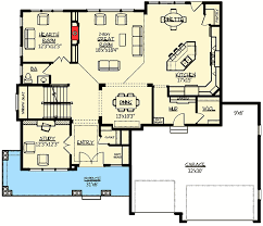 architectural designs house plans craftsman with amazing great room 73330hs architectural