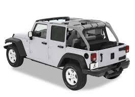 wrangler jeep 4 door amazon com bestop 80039 35 black diamond windjammer wind break