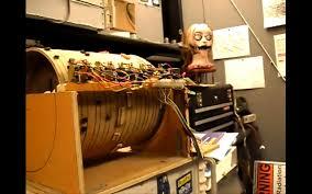halloween controller drum controlled animatronic halloween head hacked gadgets u2013 diy