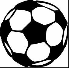 surprising football coloring pages print with soccer ball coloring