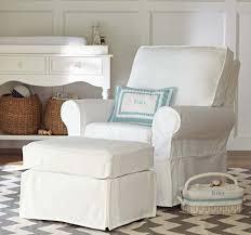 White Glider Rocking Nursery Chair Great Rocking Chairs White Glider Rocker For Nursery Chair Designs