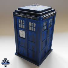 build a doctor 10th doctor tardis model 2008 build by thedoctorwho2 on deviantart