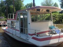 Airbnb Houseboat by Nautaline 1969 Houseboat Pinterest