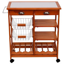kitchen 12 maximize your kitchen cart homcom kitchen cart
