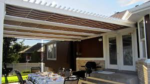 Retractable Awnings San Diego Cableshades Retractable Canopy Awnings