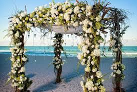 Wedding Arches Miami Wow Vows W South Beach Hotel Miami Everything Wedding