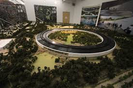 new images provide closer look at apple spaceship campus