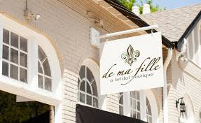 wedding boutique home de ma fille