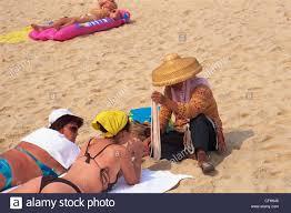 russian beaches china hainan island sanya dadonghai beach beach vendor selling