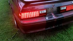 90 mustang parts led flasher installed 1990 ford mustang gt