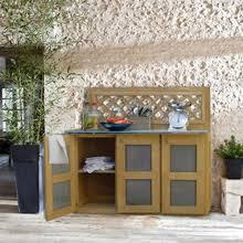 meuble cuisine d été meuble de jardin la maison de valerie meuble de cuisine d été