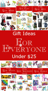 25 dollar gift ideas christmas gift planner printable the gracious wife