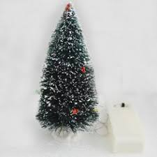 st nicholas square frosted sisal trees the collection by