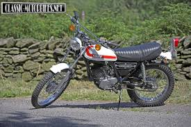 yamaha dt175 road test classic motorbikes