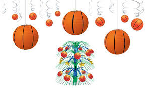 basketball party table decorations nba houston rockets party supplies party city