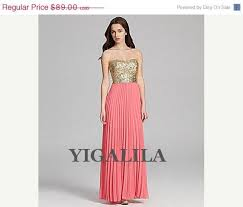 coral and gold bridesmaid dresses 69 best coral and gold wedding images on high fashion