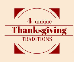 4 unique thanksgiving traditions therapy source