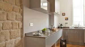cuisine avec mur en mur en cuisine stunning cuisine avec mur en