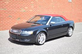audi s4 2006 for sale for sale 2006 audi s4 cabriolet convertible 76k 7995