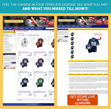 professional ebay template in multicolor baseball theme simple