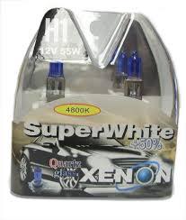 nissan skyline r34 xenon headlights 55w h1 4800k super white xenon main headlight bulbs for nissan