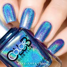 colour club holographic nail polish mailevel net