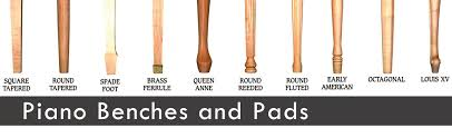 Piano Bench Pad Piano Benches And Bench Pads Piano Accessories Louisville