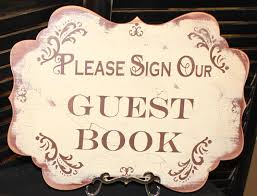 guest book sign in guest book sign wording