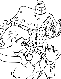 hansel and gretel coloring pages royalty free rf clipart