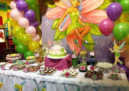 tinkerbell party supplies bday party decoration ideas