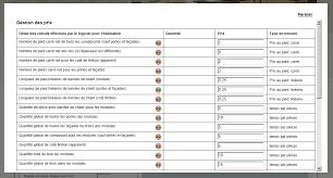 estimation prix cuisine exemple du travail réalisé avec le logiciel de cuisine fusion 3d