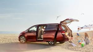 how is the honda odyssey enhance the drive with 2017 honda odyssey technology features