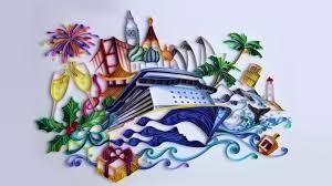 Yulia Brodskaya Happy Holidays From Princess Cruises Youtube