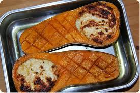 courge cuisiner courge butternut aux fromages la cuisine de dali