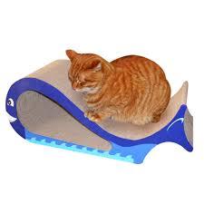 Cat Scratchers Cardboard Cute Fish Shape Corrugated Cardboard Cat Scratcher Buy Cardboard