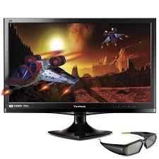 amazon black friday monitor deals amazon com viewsonic v3d245 24 inches led 3d ready monitor