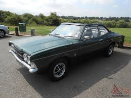 ford cortina 1600 gt crayford convertible