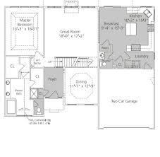 fairfax floor plan columbus ohio 2 story homes for sale