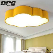 boys room light fixture led cloud kids room lighting children ceiling l baby ceiling
